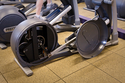 Elliptical Trainers Generate Electricity Sustainability