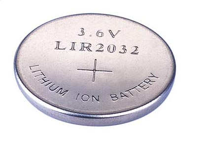 Button-Type_Lithium-ion_Battery