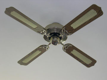 Ventilation sustainability ceiling fans only affect the room in which they are installed they work best when installed with their blades 7 9 feet above the floor and 10 12 inches mozeypictures Choice Image