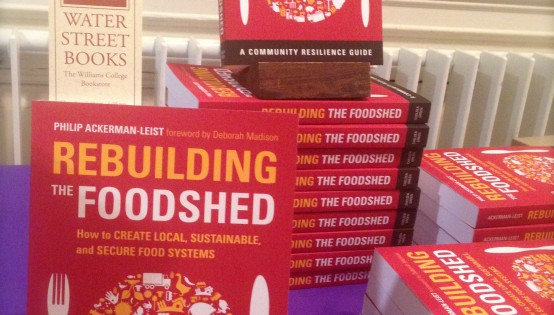Ackerman-Leist's new book, Rebuilding the Foodshed, offers case studies of regional foodsheds and principles for developing enduring food systems.