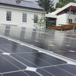 solar on Env Center