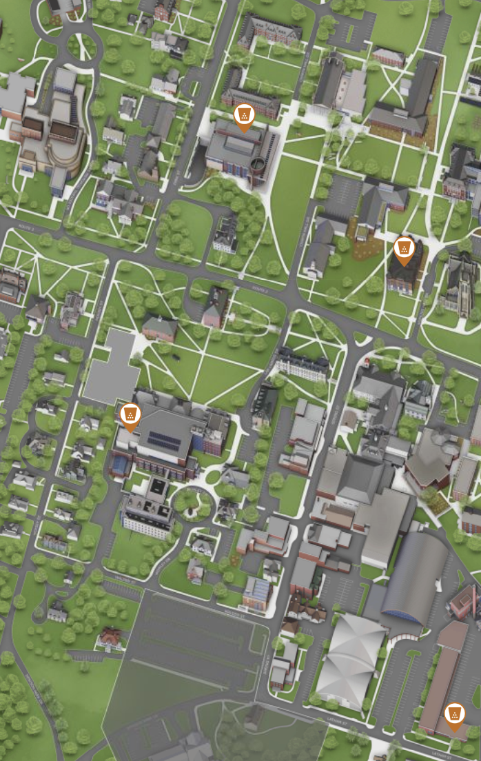 Williams College Map Williams College Highlights Sustainability with New Interactive